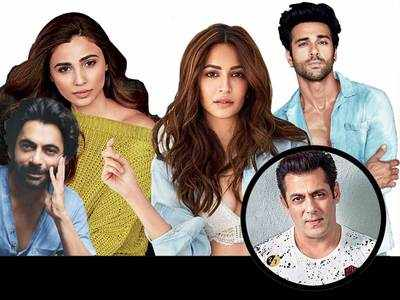 It's wedding bells for Kriti Kharbanda, Pulkit Samrat, Daisy Shah and Sunil Grover in Salman Khan's upcoming production, Bulbul Marriage Hall