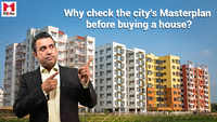 Why check the masterplan of a city before making any investment?