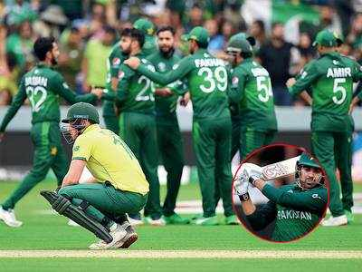 Pakistan win by 49 runs against South Africa