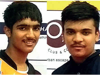 Dhairya, Abhilash to clash for junior crown