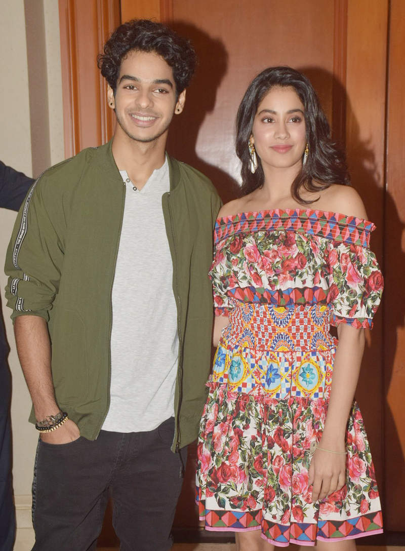 In pics: Karan Johar hosts Dhadak success party
