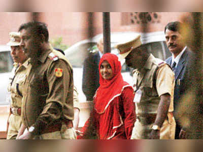 Hadiya's father says he cannot have 'terrorist' in the family