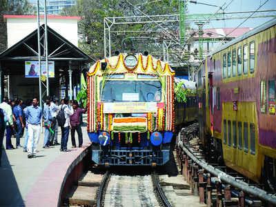 Demand to make Challaghatta station meet suburban rail