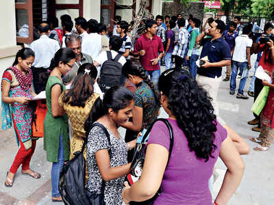 75% seats vacant in GU's BSc colleges