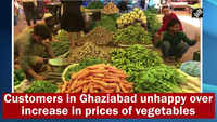Customers in Ghaziabad unhappy over increase in prices of vegetables
