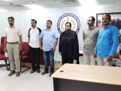 Kerala gold smuggling case: Suspects Swapna Suresh and Sandeep Nair arrested from Bengaluru