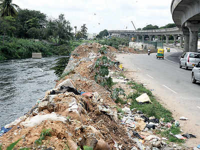 Plan to plug waste flow to Vrushabhavathi River