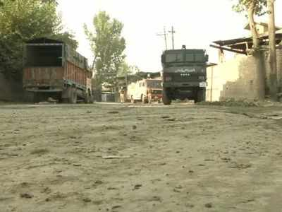 Jammu and Kashmir: One foreign terrorist, among two trapped in Srinagar encounter