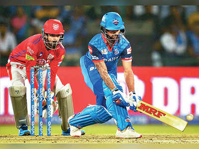 Shikhar Dhawan, Shreyas Iyer lead Delhi Capitals to win