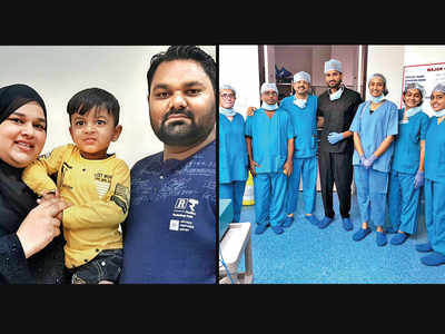 Docs restore Indore boy's mouth in 2-hour surgery