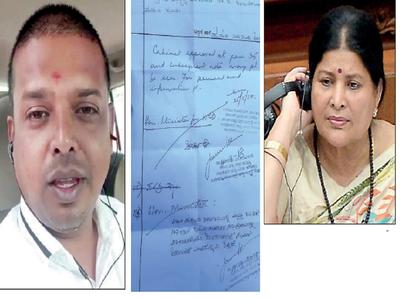 Minister demanded Rs 84 cr as bribe for supplying food for Anganwadi centres