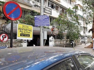 Street fight: Churchgate residents' parking war with BMC intensifies
