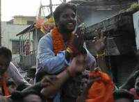 DAV PG college students' union polls: ABVP wins presidential post for 10th time