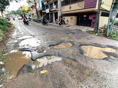 Road to El Dorado: Palike says contracts will ensure pothole-free stretches and pedestrian-friendly pavements