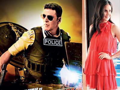 Exclusive: Akshay Kumar and Katrina Kaif's Sooryavanshi goes on the floors on May 6
