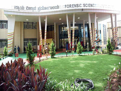 Bengaluru's forensic science lab gets more teeth