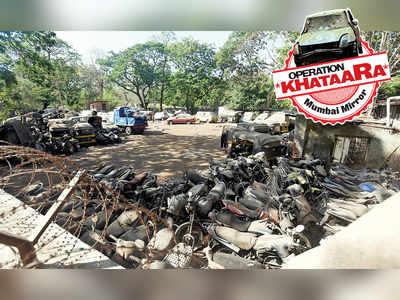 Operation Khataara: Over 2,000 khataaras cleared from Juhu