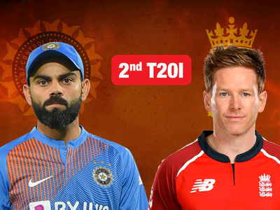 India vs England 2nd T20I Highlights: India beat England by seven wickets