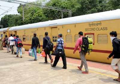 37 lakh passengers travel in over 2,800 Shramik special trains: Ministry of Railways