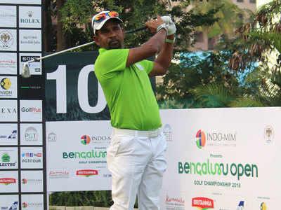 Bengaluru Open Golf Championship: Sri Lanka's Anura Rohana takes round II lead