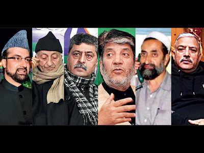 Govt scraps security cover of 6 separatists