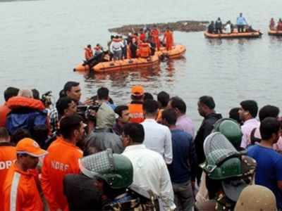 Death toll rises to 12, 36 confirmed missing after tourist boat capsizes in Godavari River