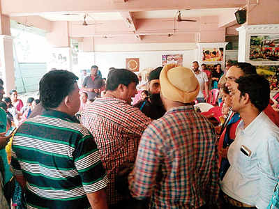 Standoff as Bombay Cambridge stays shut, irate parents want answers