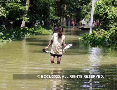 Assam Floods: Death toll rises to 84; CM Sonowal announces Rs 4 lakh ex gratia for kin of victims