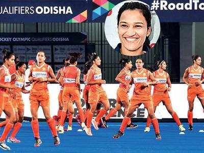 Olympic Qualifiers: Indian women to face USA in rare home appearance