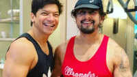 Sonu and Shaan leave fans in shock with their buff new look