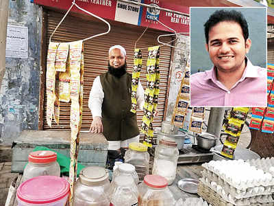 Hawkers have a juice seller and a lawyer to thank