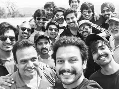 '83 cast bond under Balwinder Singh Sandhu and Yashpal Sharma's guidance