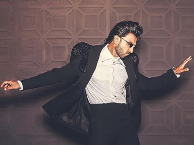 Ranveer Singh reveals the reason behind his endorphin rush