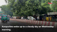 Kanpur experiences light showers