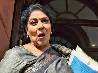No GST on laughter, so don't need permission, says Congress MP Renuka Chowdhury