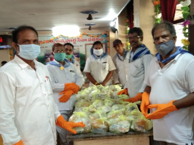 Preparing for post-lockdown needs: Sathya Sai Seva bodies to feed one lakh people for months
