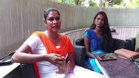 Transgender RJ talks about her role in Navarasa Nayagi program
