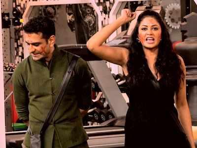 Former Bigg Boss contestants slam Kavita Kaushik for her remarks against Eijaz Khan