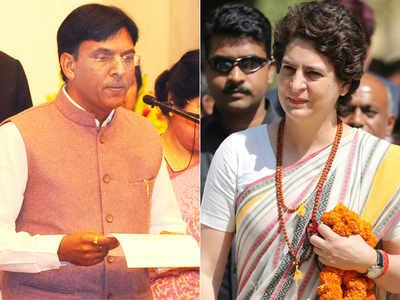 Union Minister Mansukh Mandaviya on Priyanka Gandhi: Having nose like grandmother does not ensure power