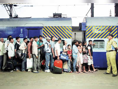 Tatkal tickets available for a longer time now, reveals railway data from Central Railway