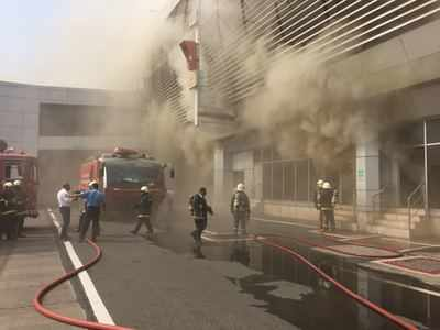 Fire breaks out Terminal 1A of Mumbai domestic airport, no casualties reported