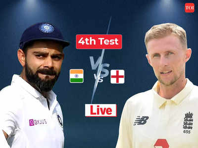 Highlights, India vs England, 4th Test: Bad light forces early stumps on Day 3; India 270/3, lead by 171