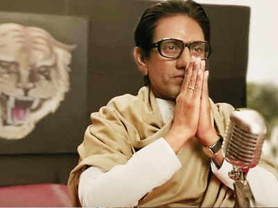 How do you rate actor Nawazuddin Siddiqui in the title role of Thackeray?