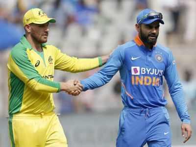 India vs Australia 2nd ODI: Australia win the toss, elect to bowl against India in Rajkot ODI