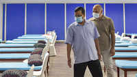 Covid-19: Big hospitals running out of ventilator beds in Delhi