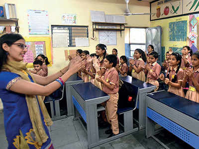 Now, schools can detain students in classes 5, 8