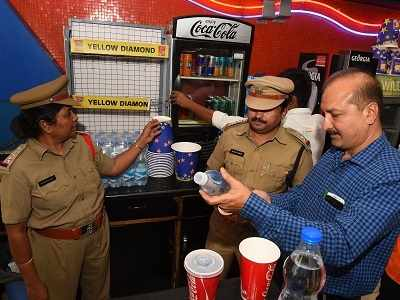 Andhra Pradesh: Consumer forum fines five soft drink firms, multiplexes for charging prices above MRP
