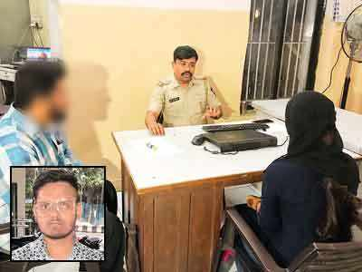 Man tries to set fire to wife over triple talaq