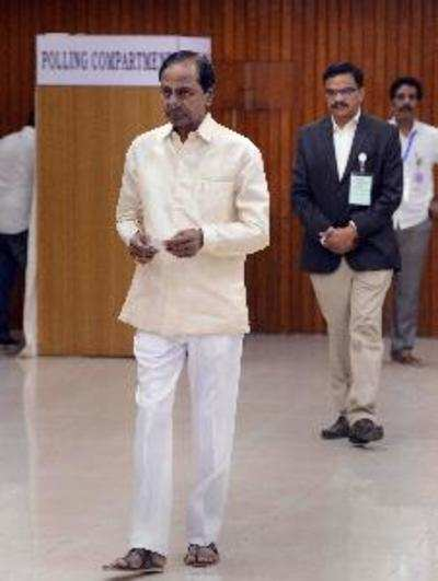 Congress, TDP, CPI form grand alliance in Telangana to take on K Chandrasekhar Rao
