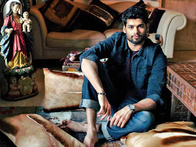 Karan Kapadia: I'm not getting launched, I got a break